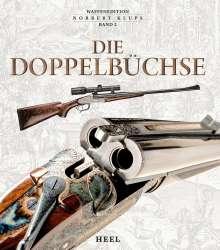 Norbert Klups: Die Doppelbüchse, Buch