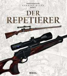 Norbert Klups: Der Repetierer, Buch