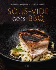 Giuseppe Messina: Sous-vide goes BBQ, Buch