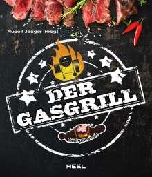 Der Gasgrill, Buch