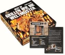 Best of Grillen wie die Weltmeister - Die Rezeptebox, Diverse