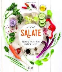 Lorenza Alcantara: Salate, Buch