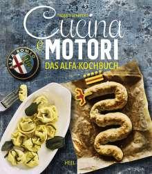 Sabine Ruhland: Cucina e motori, Buch