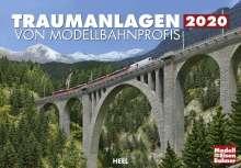 Modell-Eisenbahner (Beitrag): Traumanlagen von Modellbahnprofis 2020, Diverse