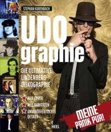 Stephan Kurenbach: UDOgraphie, Buch