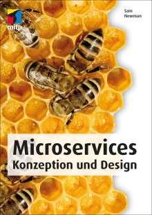 Sam Newman: Microservices, Buch