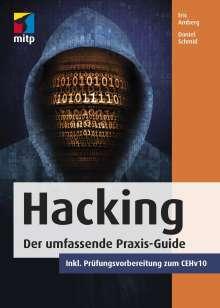 Eric Amberg: Hacking, Buch