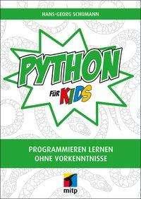 Hans-Georg Schumann: Python für Kids, Buch