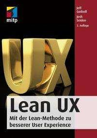 Jeff Gothelf: Lean UX, Buch