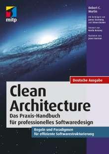 Robert C. Martin: Clean Architecture, Buch