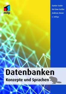 Gunter Saake: Datenbanken - Konzepte und Sprachen, Buch