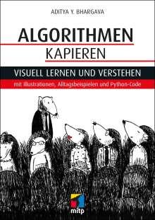 Aditya Y. Bhargava: Algorithmen kapieren, Buch