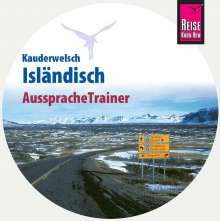 Richard H Kölbl: AusspracheTrainer Isländisch (Audio-CD), CD