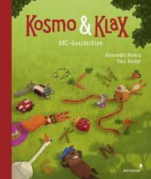 Alexandra Helmig: Kosmo & Klax ABC-Geschichten, Buch