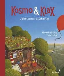Alexandra Helmig: Kosmo & Klax. Jahreszeiten-Geschichten, Buch