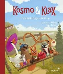 Alexandra Helmig: Kosmo & Klax. Freundschaftsgeschichten, Buch