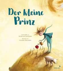 Agnès de Lestrade: Der kleine Prinz, Buch