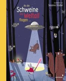 Als die Schweine ins Weltall flogen, Buch