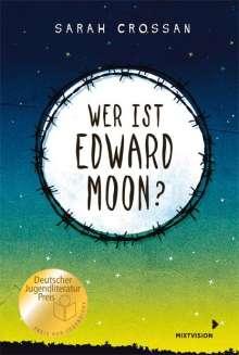 Sarah Crossan: Wer ist Edward Moon?, Buch