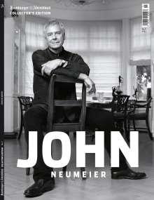 John Neumeier, Buch