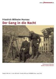 Der Gang in die Nacht, 2 DVDs