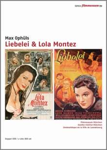 Liebelei / Lola Montez, 2 DVDs