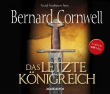Bernard Cornwell: Das letzte Königreich (MP3-CD), MP3-CD