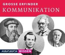 Große Erfinder: Kommunikation, 2 CDs