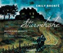 Emily Brontë: Sturmhöhe - Wuthering Heights, 12 CDs
