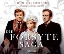 John Galsworthy: Die Forsyte Saga, 30 CDs