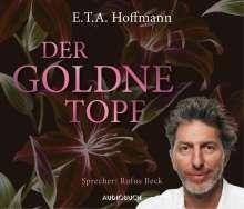 E. T. A. Hoffmann: Der goldne Topf, 3 CDs