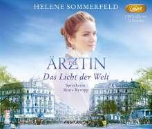 (1)Die Ärztin-Das Licht Der Welt, 2 MP3-CDs