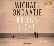 Michael Ondaatje: Kriegslicht, 2 MP3-CDs