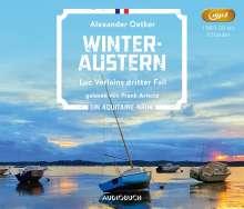 Alexander Oetker: Winteraustern, MP3-CD