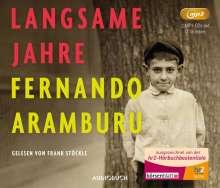 Fernando Aramburu: Langsame Jahre, 2 Diverse