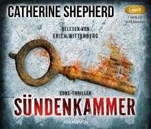 Catherine Shepherd: Sündenkammer, MP3-CD