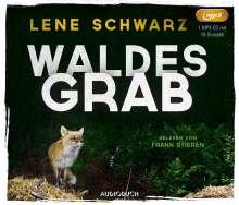 Lene Schwarz: Waldesgrab, MP3-CD