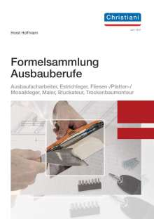Horst Hoffmann: Formelsammlung, Buch