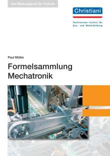 Formelsammlung Mechatronik, Buch