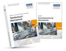 Alfred Kruft: Tabellenbuch Mechatronik mit Formelsammlung, Buch