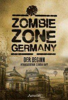 Lisanne Surborg: Zombie Zone Germany: Der Beginn, Buch