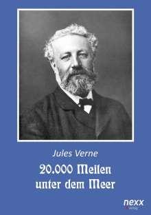 Jules Verne: 20.000 Meilen unter dem Meer, Buch