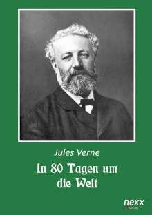 Jules Verne: In 80 Tagen um die Welt, Buch