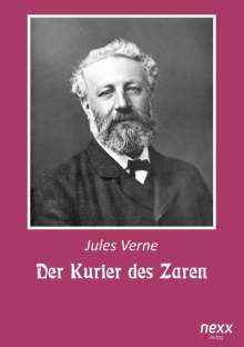 Jules Verne: Der Kurier des Zaren, Buch