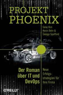 Gene Kim: Projekt Phoenix, Buch