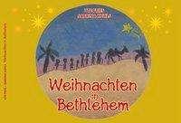 Ute Fries: Weihnachten in Bethlehem, Buch