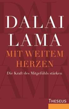 Dalai Lama: Mit weitem Herzen, Buch