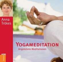 Anna Trökes: Yogameditation - CD, CD