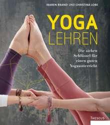 Christina Lobe: Yoga lehren, Buch