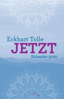Eckhart Tolle: Jetzt 2020 Taschenkalender, Diverse